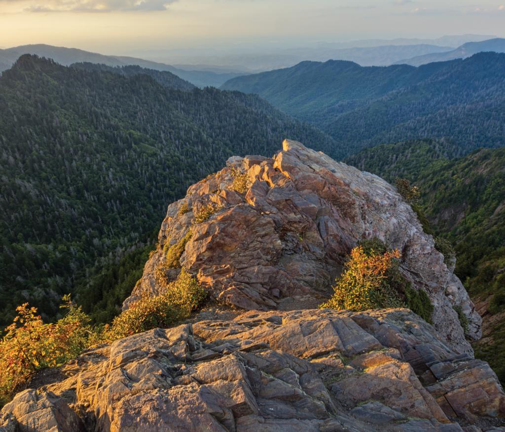 6. Appalachian Trail to Charlies Bunion