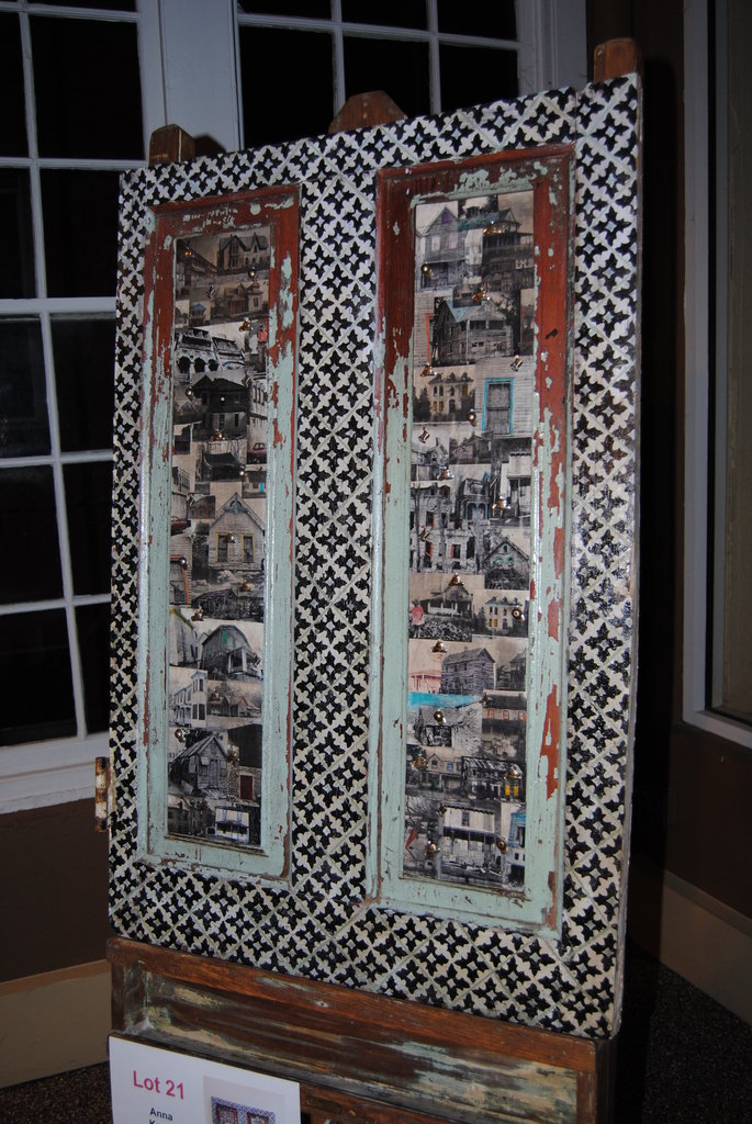 The seventh annual Doors of Asheville event