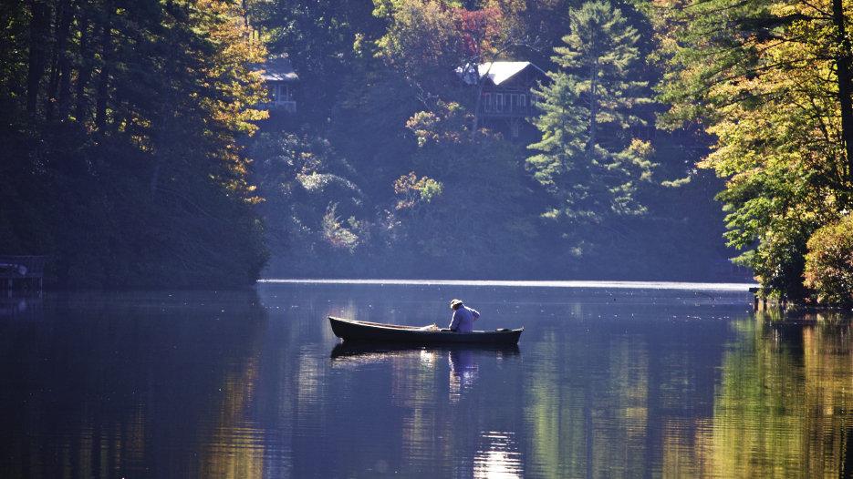 Lake Sequoyah