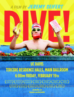 Americans wind up throwing away about 40 percent of their food. In Dive!, Seifert explored the culture of dumpster divers who find a bounty where you least expect it.