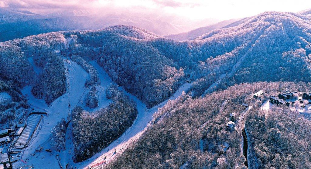 Ober Gatlinburg ski area