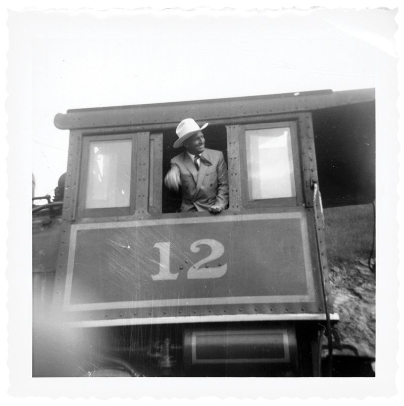 """Since 1957, Tweetsie Railroad has held court as WNC's original theme park. Tweetsie's famed Engine #12 was purchased for the park from no less than the """"Singing Cowboy,"""" Gene Autry."""