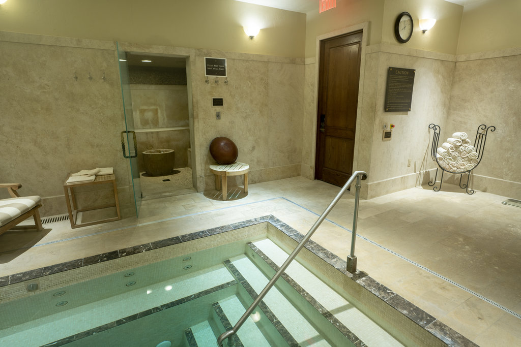 Adults will love the pampering treatments and spa amenities at Old Edwards