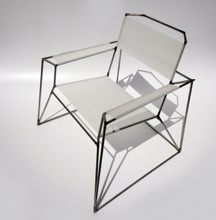 The Tess Chair. Courtesy of Eugene DuClos