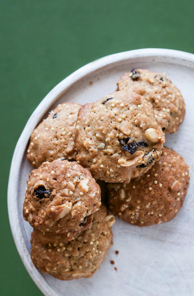 Birdseed Cookies