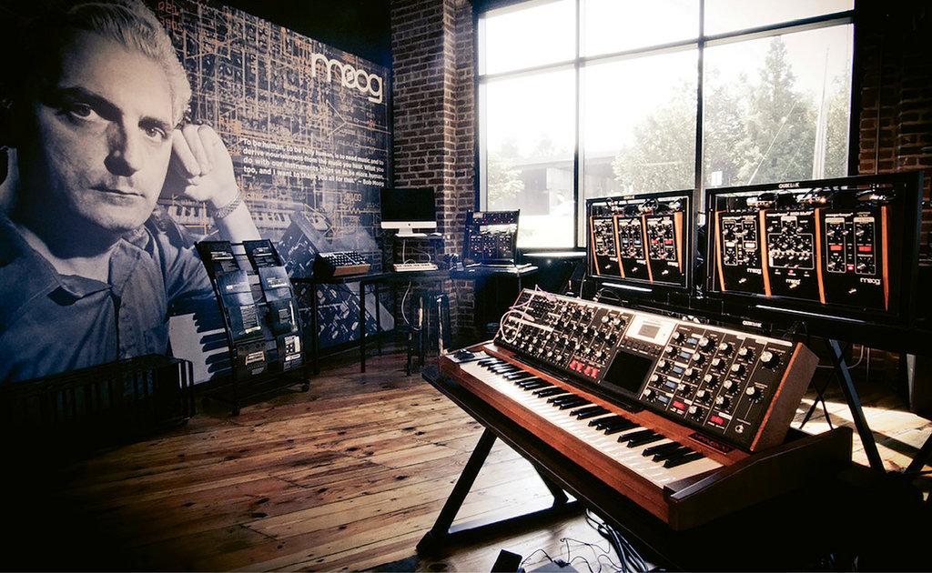 3. Tour the Moog Factory