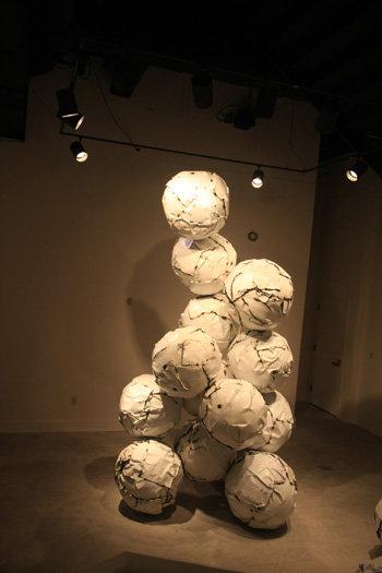 Sculpture by Hoss Haley