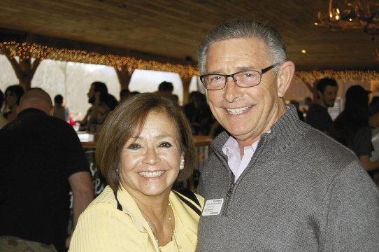 Haywood Chamber ambassadors Norma and Fred Waring