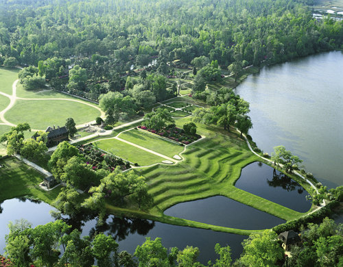 Middleton Place dates to 1705, and the landscaped gardens are considered America's oldest. Visitors can explore the home, gardens, and stableyards, which house adorable heritage breeds of farm animals.