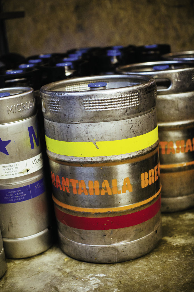 Though Joe Rowland of Nantahala Brewery runs his operation from Bryson City, as head of the Asheville Brewer's Alliance, he's still committed to working closely with area brewers to establish the region as a beer destination.