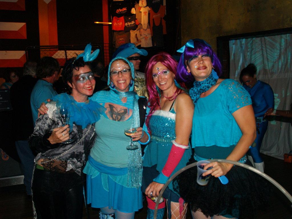 The Turquoise Ball | WNC Magazine