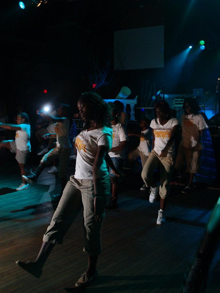 The Eternity Urban Dance Troop