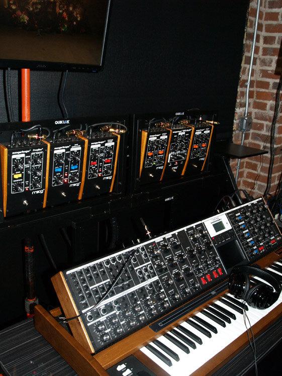 The Moog Factory