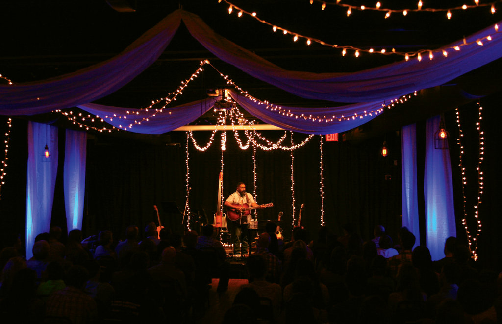 "6. The Altamont Theatre is one venue that lives up to its tagline: ""Asheville's best listening room."""