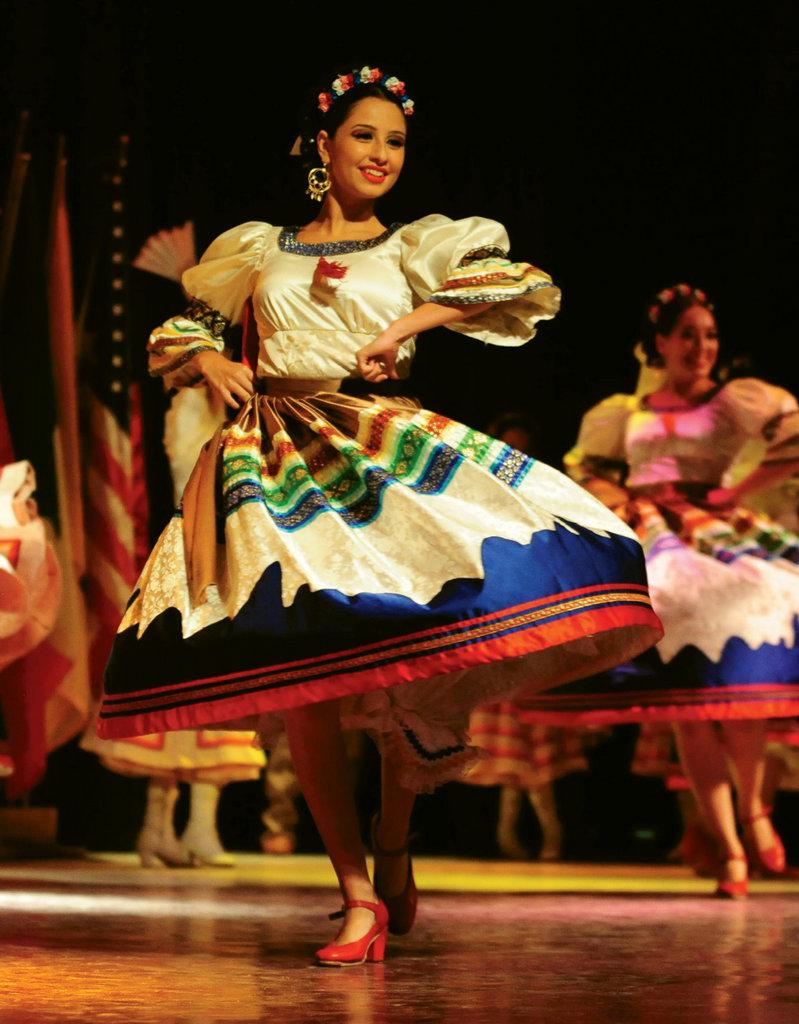 9. Mountain Dance & Folk Festival August 3-5, Asheville