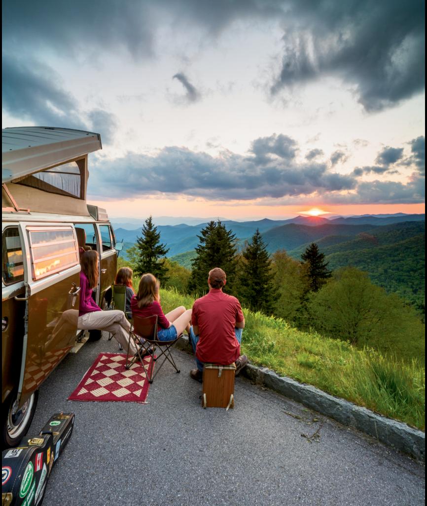 Finalist: Family Road Trip by Derek DiLuzio (Professional category)