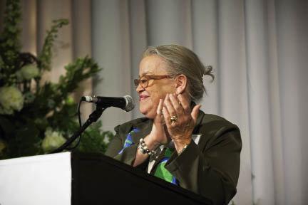 Women for Women Grants Chair Carrie Keller announced the 2014 grant recipients.
