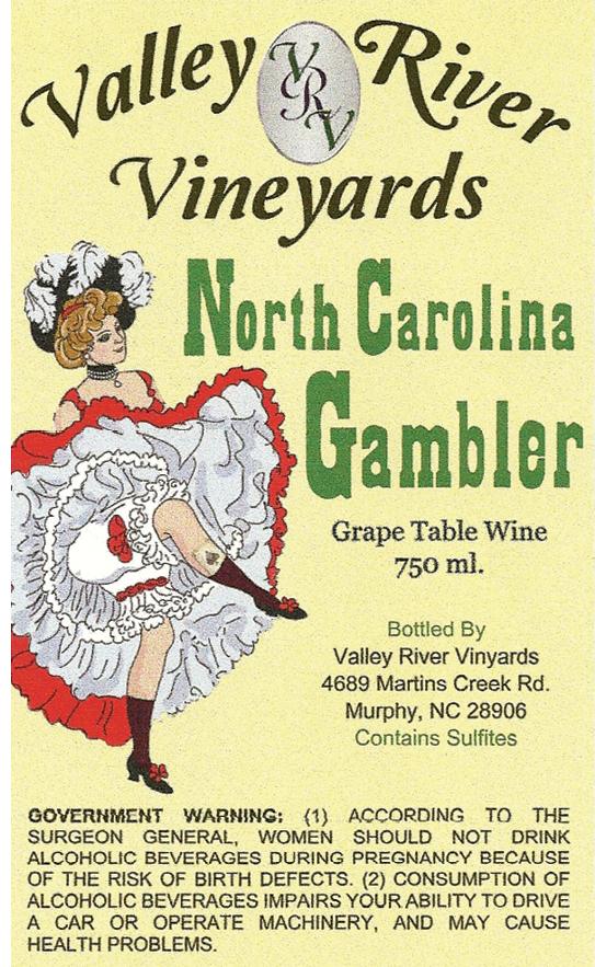 Valley River Vineyards