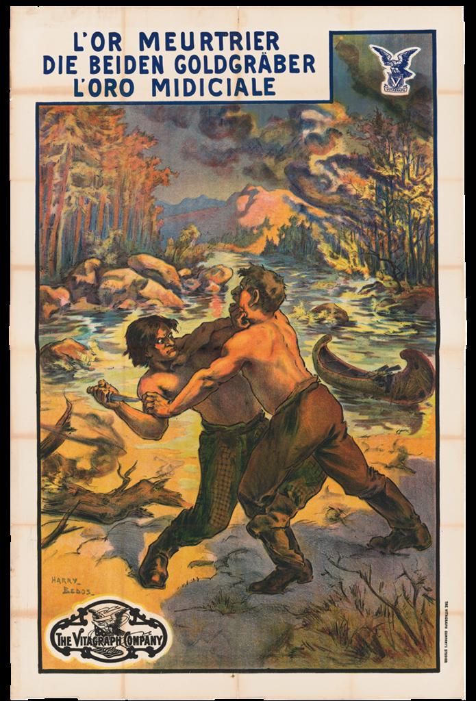 9. The Strength of Men (1913)