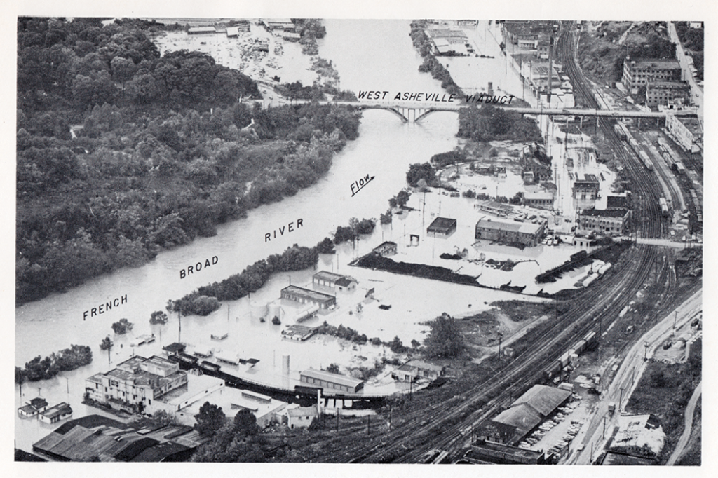 In 1964, further flooding swamped the region and gave the TVA major impetus to advance its plan.