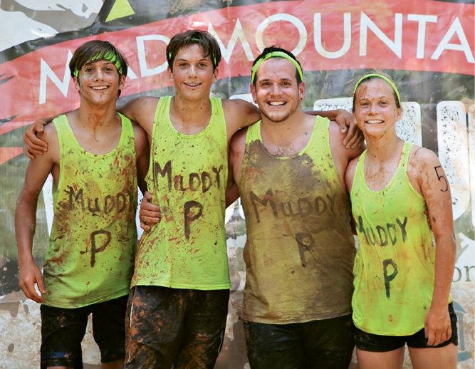 Team Muddy P