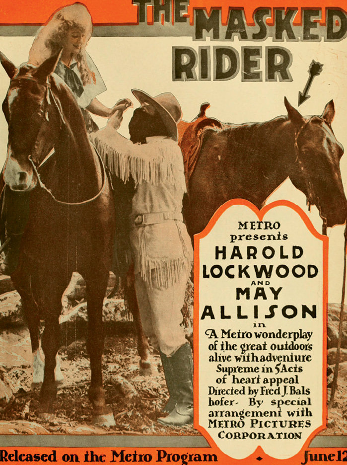 10. The Masked Rider (1916)