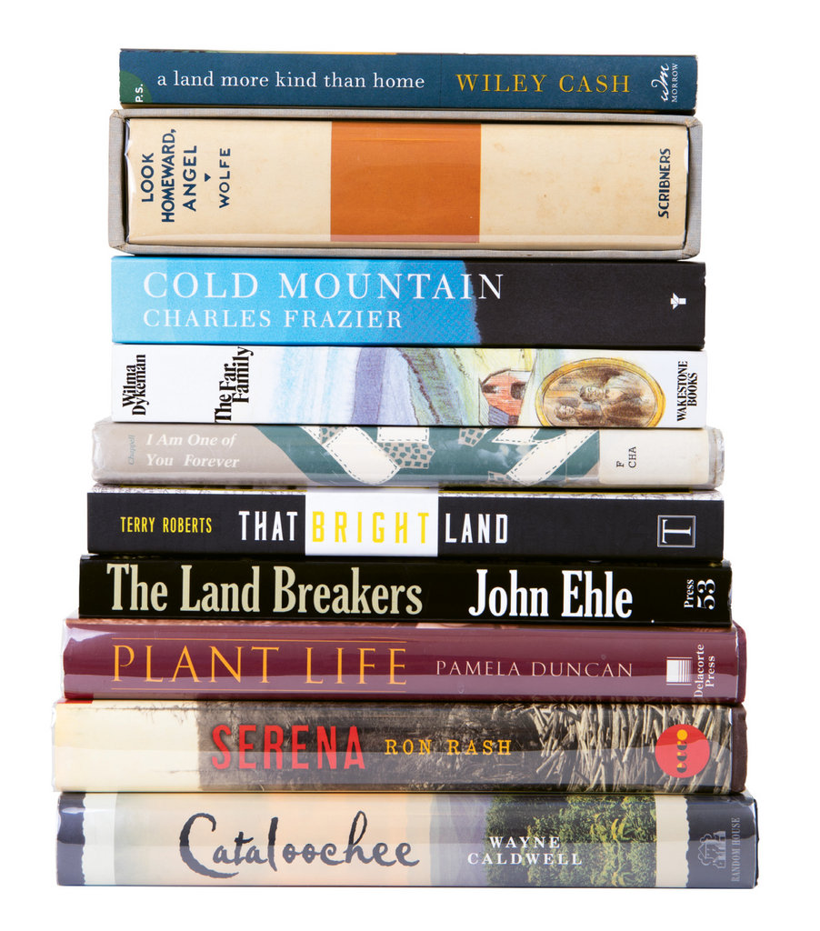 Top WNC-based Novels