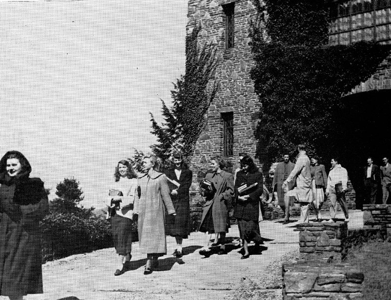 Higher education: From 1949 to 1961, Overlook served as the campus for Asheville-Biltmore College, predecessor to the  University of North Carolina at Asheville.