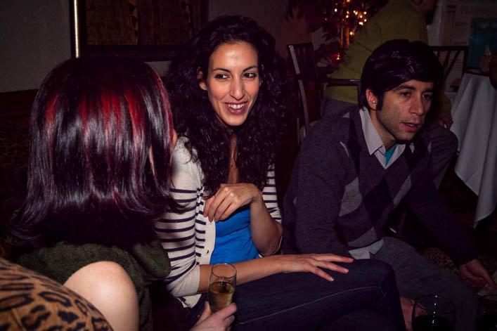 Jen Reed, Dema Badr, and Ramzi Dabbagh