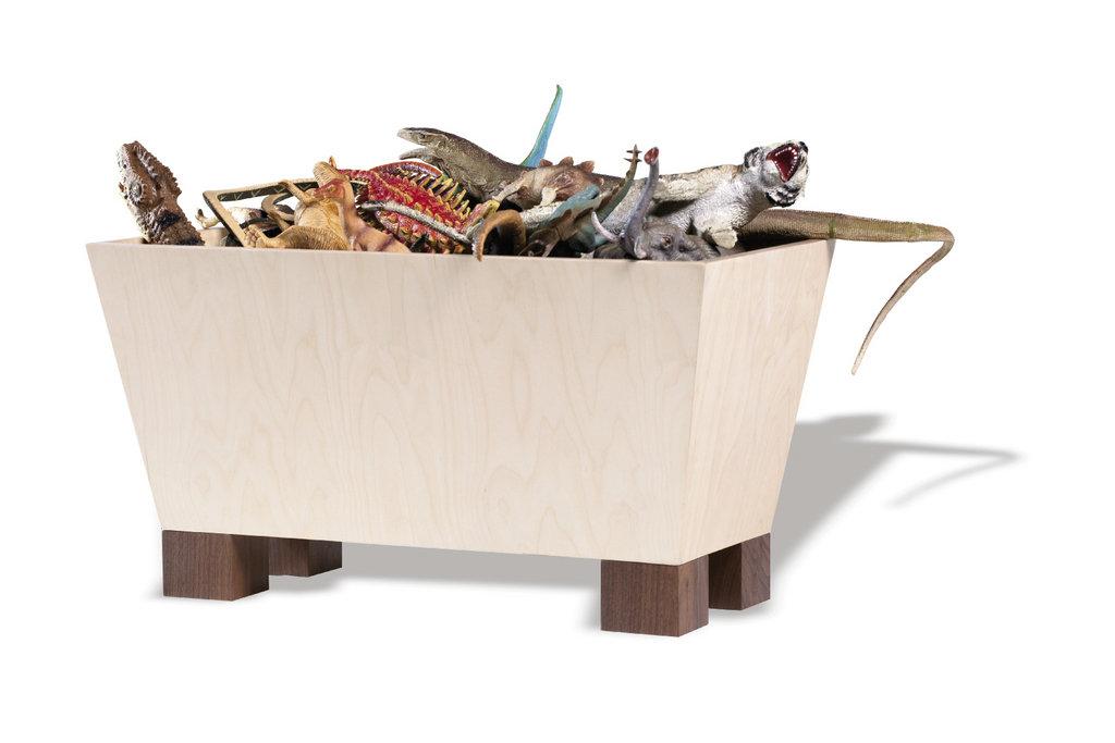 Japchae Toy Box. Photograph by Marc Newton