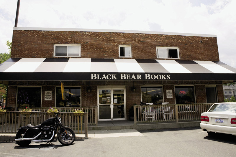Hall and her husband settled down in Boone, where they operate  Black Bear Books and she continues to write for television