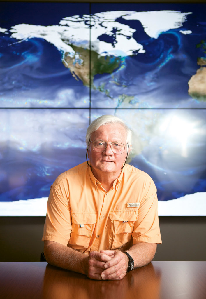 """""""I got to see more broadly and unmistakably the risk and clear and present danger of climate change.""""  —Mack Pearsall, founding philanthropist of The Collider"""