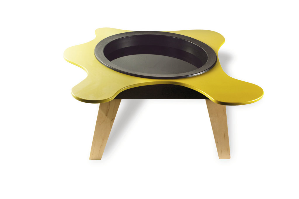 Sanak-Ji 3-in-1 Water Play Table. Photograph by Marc Newton