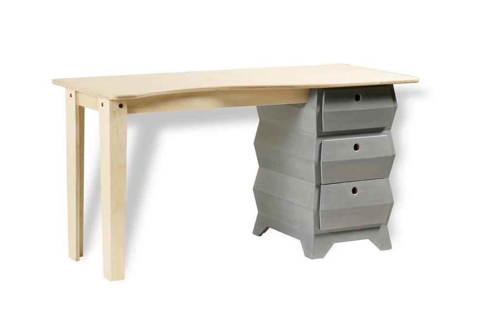 Dubu Desk. Photograph by Marc Newton