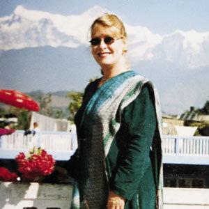 Cook in Pokhara, Nepal, in 2001.
