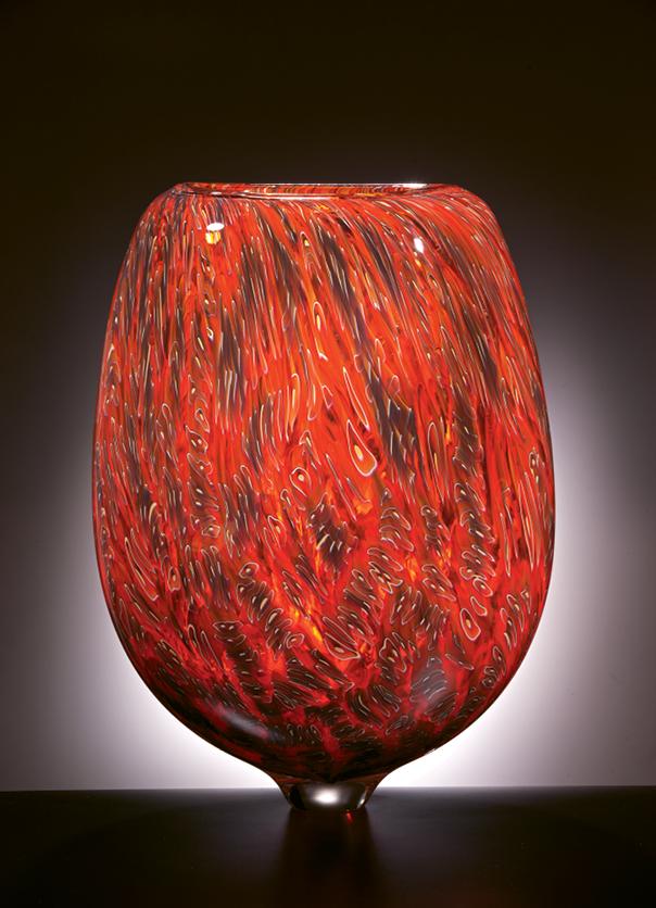 Venetian glassblower Lino Tagliapietra