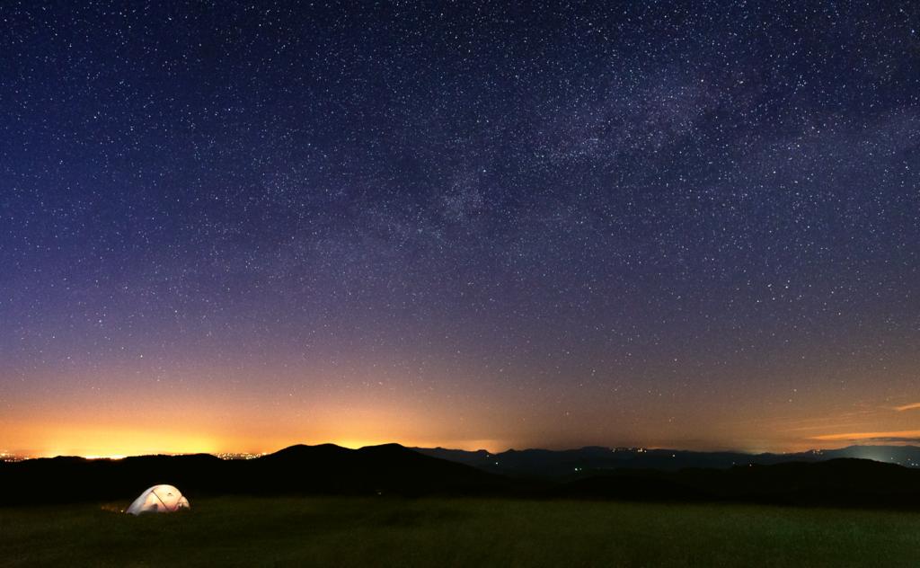 Finalist: A Very Starry Night  by J.K. York ( Amateur category)