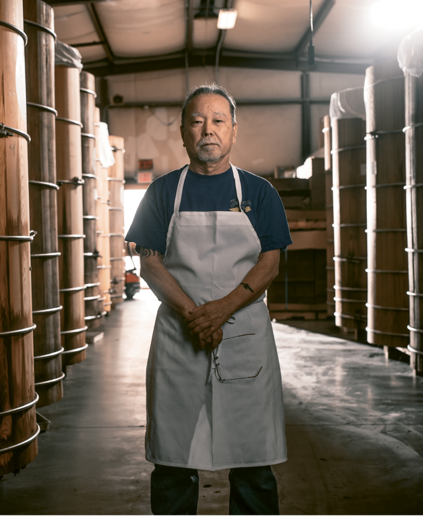 A native of Nagoya, Japan, Joe Kato is a modern-day miso master, adapting ancient Asian techniques to perfect an Appalachian-based product.