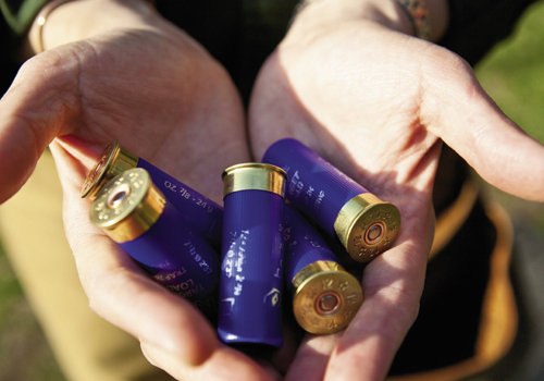 Bullet Proof  Most shooters opt for the multifire shotguns in clay shooting, but some use single-fire arms to increase the challenge. The shells and clay fees add to the expense of the sport.