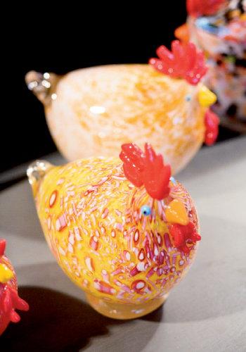 Billy's hens