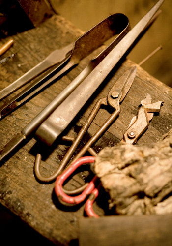 Tools of the glass trade