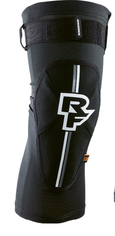 Charge leg guards by Race Face, $48