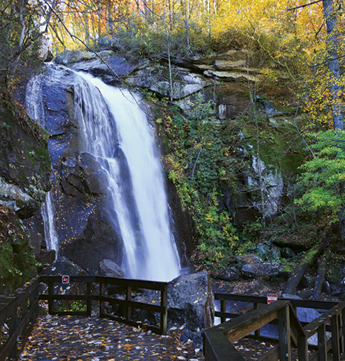 5. High Shoals Falls